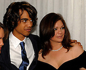 Washington, D.C. - April 21, 2007 -- Sanjaya and Valerie Bertinelli attend a party prior to the 2007 White House Correspondents Association dinner at the Washington Hilton in Washington, D.C. on Saturday evening, April 21, 2007..Credit: Ron Sachs / CNP                                                                (NOTE: NO NEW YORK OR NEW JERSEY NEWSPAPERS OR ANY NEWSPAPER WITHIN A 75 MILE RADIUS OF NEW YORK CITY)