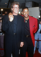 Ted Danson, Will Smith, 1993 Photo By Michael Ferguson/PHOTOlink
