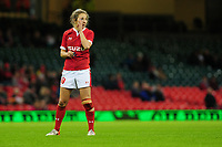 Elinor Snowsill of Wales during the International friendly match between Wales and Barbarians at the Principality Stadium in Cardiff, Wales, UK. Saturday 30 November 2019