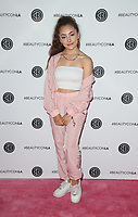 LOS ANGELES, CA - AUGUST 11: Hailey Orona, at Beautycon Festival Los Angeles 2019 - Day 2 at Los Angeles Convention Center in Los Angeles, California on August 11, 2019. <br /> CAP/MPIFS<br /> ©MPIFS/Capital Pictures