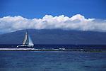 sailing near Lahaina