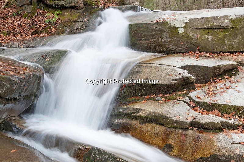 Cascading Jelly Mill Waterfall