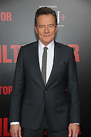 "NEW YORK, NY - July 11: Bryan Cranston attends the New York remiere of ""The Infiltrator"" at the Loewa AMC on July 11, 2016 in New York City.Photos  by: John Palmer/ MediaPunch"