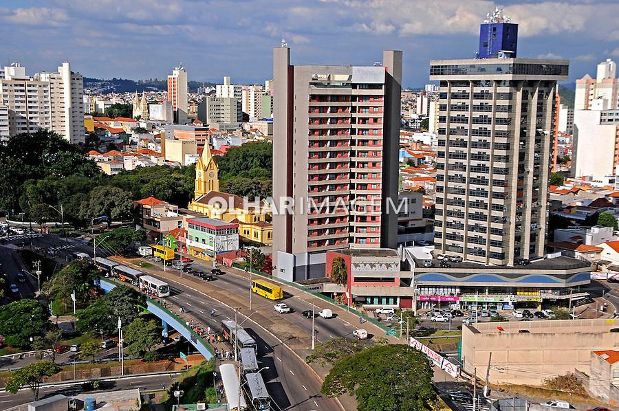 Predios na cidade de Jundiai. Sao Paulo. 2015. Foto de Marcia Minillo.