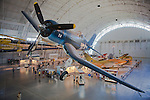 Vought F4U Corsair, Air & Space Museum - Steven F. Udvar-Hazy Center