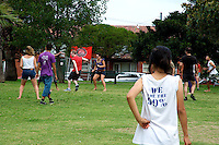 Community and Wobblies picnic , Enmore Park 09.02.13