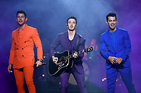 AUG 07 The Jonas Brothers Perform in Miami
