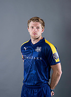 Picture by Allan McKenzie/SWpix.com - 02/04/2018 - Cricket - Yorkshire County Cricket Club Media Day 2018 - Headingley Cricket Ground, Leeds, England - David Willey.