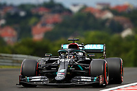 18th July 2020, Hungaroring, Budapest, Hungary; F1 Grand Prix of Hungary,  qualifying sessions;  44 Lewis Hamilton GBR, Mercedes-AMG Petronas Formula One Team