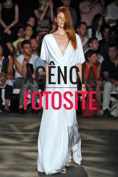 Nova Iorque, EUA &sbquo;09/2014 - Desfile de Christian Siriano durante a Semana de moda de Nova Iorque  -  Verao 2015. <br /> <br /> Foto: FOTOSITE