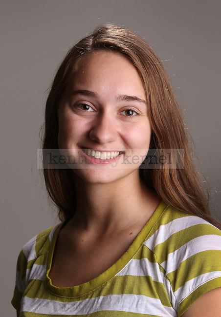 Becca Clemons, on August 27, 2012 in Lexington, Ky.
