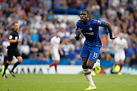 Kurt Zouma of Chelsea during the Premier League match between Chelsea and Sheff United at Stamford Bridge, London, England on 31 August 2019. Photo by Carlton Myrie / PRiME Media Images.