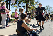 Bentonville and Bentonville West High Homecoming Parade - October 7, 2017