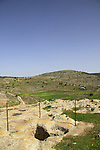 Israel, Lower Galilee, Tel Yodfat identified as the site of Biblical Yatva, Yodfat was a Jewish stronghold during the rebellion against the Romans