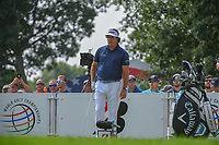 Phil Mickelson (USA) looks over his tee shot on 15 during 2nd round of the World Golf Championships - Bridgestone Invitational, at the Firestone Country Club, Akron, Ohio. 8/3/2018.<br /> Picture: Golffile | Ken Murray<br /> <br /> <br /> All photo usage must carry mandatory copyright credit (© Golffile | Ken Murray)