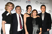 Christine Baranski, Robert King, Julianna Margulies, Michelle King, Matt Czuchry<br />