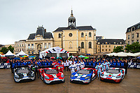 #66 FORD CHIP GANASSI TEAM UK (USA) FORD GT LM GTE PRO STEFAN MUCKE (DEU) OLIVIER PLA (FRA) BILLY JOHNSON (USA) #67 FORD CHIP GANASSI TEAM UK (USA) FORD GT LM GTE PRO ANDY PRIAULX (GBR) HARRY TINCKNELL (GBR) JONATHAN BOMARITO (USA)#68 FORD CHIP GANASSI TEAM USA (USA) FORD GT LM GTE PRO JOEY HAND (USA) DIRK MULLER (DEU) #69 FORD CHIP GANASSI TEAM USA (USA) FORD GT LMGTE PRO RYAN BRISCOE (AUS) RICHARD WESTBROOK (GBR)