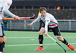AMSTELVEEN - Jan-Willem Buissant (Adam)    tijdens de hoofdklasse competitiewedstrijd heren, AMSTERDAM-ROTTERDAM (2-2). . COPYRIGHT KOEN SUYK