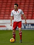 Kieran Wallace of Sheffield Utd  - Professional Development League Two - Sheffield Utd U21's  vs Birmingham City U21's  - Bramall Lane - Sheffield - England - 21st December 2015 - Pic Simon Bellis/Sportimage