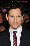 LOS ANGELES, CA - NOVEMBER 12: Peter Facinelli arrives at 'The Twilight Saga: Breaking Dawn - Part 2' Los Angeles premiere at Nokia Theatre L.A. Live on November 12, 2012 in Los Angeles, California.
