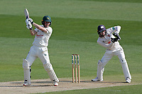 Ben Slater in batting action for Notts during Essex CCC vs Nottinghamshire CCC, Specsavers County Championship Division 1 Cricket at The Cloudfm County Ground on 15th May 2019