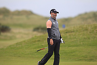 Paul Waring (ENG) on the 15th during Round 4 of the Alfred Dunhill Links Championship 2019 at St. Andrews Golf CLub, Fife, Scotland. 29/09/2019.<br /> Picture Thos Caffrey / Golffile.ie<br /> <br /> All photo usage must carry mandatory copyright credit (© Golffile | Thos Caffrey)