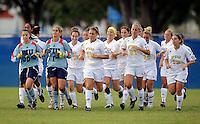 FIU Women's Soccer 2008 (Combined)