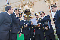 - Italian Academy of the Merchant Navy, advanced specialization school for the professions of the sea....- Accademia Italiana della Marina Mercantile, scuola superiore per le professioni del mare