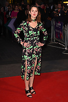 Emily Bevan<br /> arriving for the London Film Festival 2017 screening of &quot;Breathe&quot; at the Odeon Leicester Square, London<br /> <br /> <br /> &copy;Ash Knotek  D3318  04/10/2017