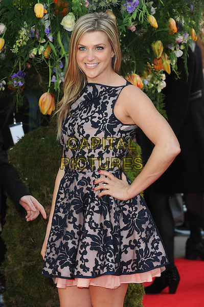 LONDON, ENGLAND - APRIL 13: Anna Williamson attends the UK Premiere of A Little Chaos at Kensington Odeon on April 13, 2015 in London, England.<br /> CAP/BEL<br /> &copy;BEL/Capital Pictures