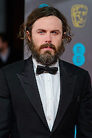 www.acepixs.com<br /> <br /> February 12 2017, London<br /> <br /> Casey Affleck arriving at the 70th EE British Academy Film Awards (BAFTA) at the Royal Albert Hall on February 12, 2017 in London, England<br /> <br /> By Line: Famous/ACE Pictures<br /> <br /> <br /> ACE Pictures Inc<br /> Tel: 6467670430<br /> Email: info@acepixs.com<br /> www.acepixs.com