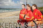 KEEPING WATCH: Banna lifeguards, James O'Connell, Tralee James O'Callaghan, Ballyard, Katie, Listowel ,  Michelle Breen, Banna