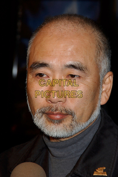 "SHOGO TOMIYAMA.World Premiere of ""Godzilla Final Wars"" held at Grauman's Chinese Theatre, Hollywood, California,.29 November 2004..portrait headshot.**UK SALES ONLY**.Ref: ADM.www.capitalpictures.com.sales@capitalpictures.com.©L.Farr/AdMedia/Capital Pictures."