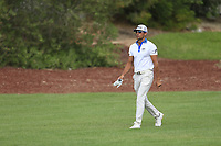 Rafa Cabrera Bello (ESP) on the 10th fairway during the 3rd round of the DP World Tour Championship, Jumeirah Golf Estates, Dubai, United Arab Emirates. 17/11/2018<br /> Picture: Golffile | Fran Caffrey<br /> <br /> <br /> All photo usage must carry mandatory copyright credit (&copy; Golffile | Fran Caffrey)