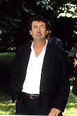PInk Floyd - drummer Nick Mason -  photocall at the Palais de Versailles to launch their new album Delicate Sound of Thunder - Versailles, France - 09 Jun 1988.  Photo credit: George Chin/IconicPix