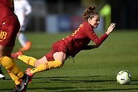 Vanessa Bernauer of AS Roma in action during the Women Italy cup round of 8 second leg match between AS Roma and Roma Calcio Femminile at stadio delle tre fontane, Roma, February 20, 2019 <br /> Foto Andrea Staccioli / Insidefoto