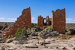 Anasazi Ruins at Hovenweep National Monument, Utah, USA
