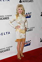 LOS ANGELES, CA - FEBRUARY 08: Dolly Parton at the MusiCares Person of the Year Tribute held at Los Angeles Convention Center, West Hall on February 8, 2019 in Los Angeles, California. <br /> CAP/MPI/IS<br /> &copy;IS/MPI/Capital Pictures