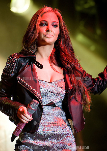 Tulisa from N-Dubz at  the 1st day of The Ultrasonic Music Festival held at Tamworth Castle near Birmingham. 03/09/2011 Picture by: Simon Burchell / Featureflash.