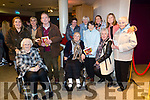 Clients of Ocean View Nursing Home enjoying the Light Opera Society of Tralee production of Evita at Siamsa Tire on Thursday