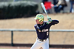 CARY, NC - MARCH 05: Notre Dame's Jake Shepski. The Monmouth University Hawks played the University of Notre Dame Fighting Irish on March 5, 2017, at USA Baseball NTC Field 2 in Cary, NC in a Division I College Baseball game, and part of the Irish Classic tournament. Notre Dame won the game 4-0.