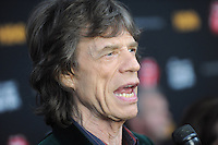 NEW YORK, NY - NOVEMBER 13: Mick Jagger at 'The Rolling Stones Crossfire Hurricane' Premiere at Ziegfeld Theater on November 13, 2012 in New York City. Credit mpi01/MediaPunch Inc. /NortePhoto/nortephoto@gmail.com