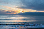 Sunrise at Winthrop Beach, Winthrop, Massachusetts, USA