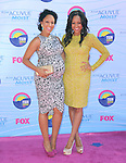 Tamera Mowry and Tia Mowry at FOX's 2012 Teen Choice Awards held at The Gibson Ampitheatre in Universal City, California on July 22,2012                                                                               © 2012 Hollywood Press Agency