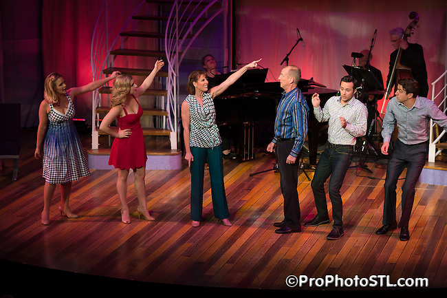 STAGES St. Louis annual fundraiser at Robert G. Reim Theater in Kirkwood, Missouri on Aug 10, 2015.