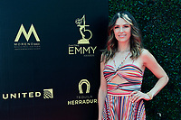 PASADENA - APR 29: Elizabeth Hendrickson at the 45th Daytime Emmy Awards Gala at the Pasadena Civic Center on April 29, 2018 in Pasadena, California