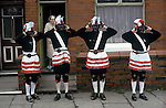 BACUP COCONUT DANCERS