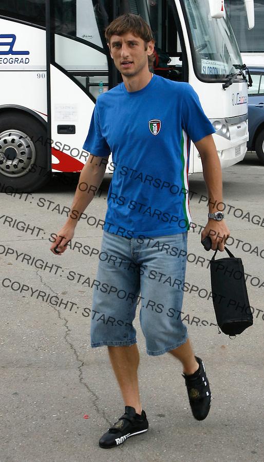 Fudbal.Ivan Gvozdenovic, former Red Star (crvena Zvezda) soccer player.Novi Sad, 11.08.2007..foto: Srdjan Stevanovic
