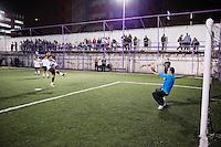 Football, liga Tintorera.  Mexico City