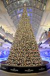 Galleria Tree Lighting 2015